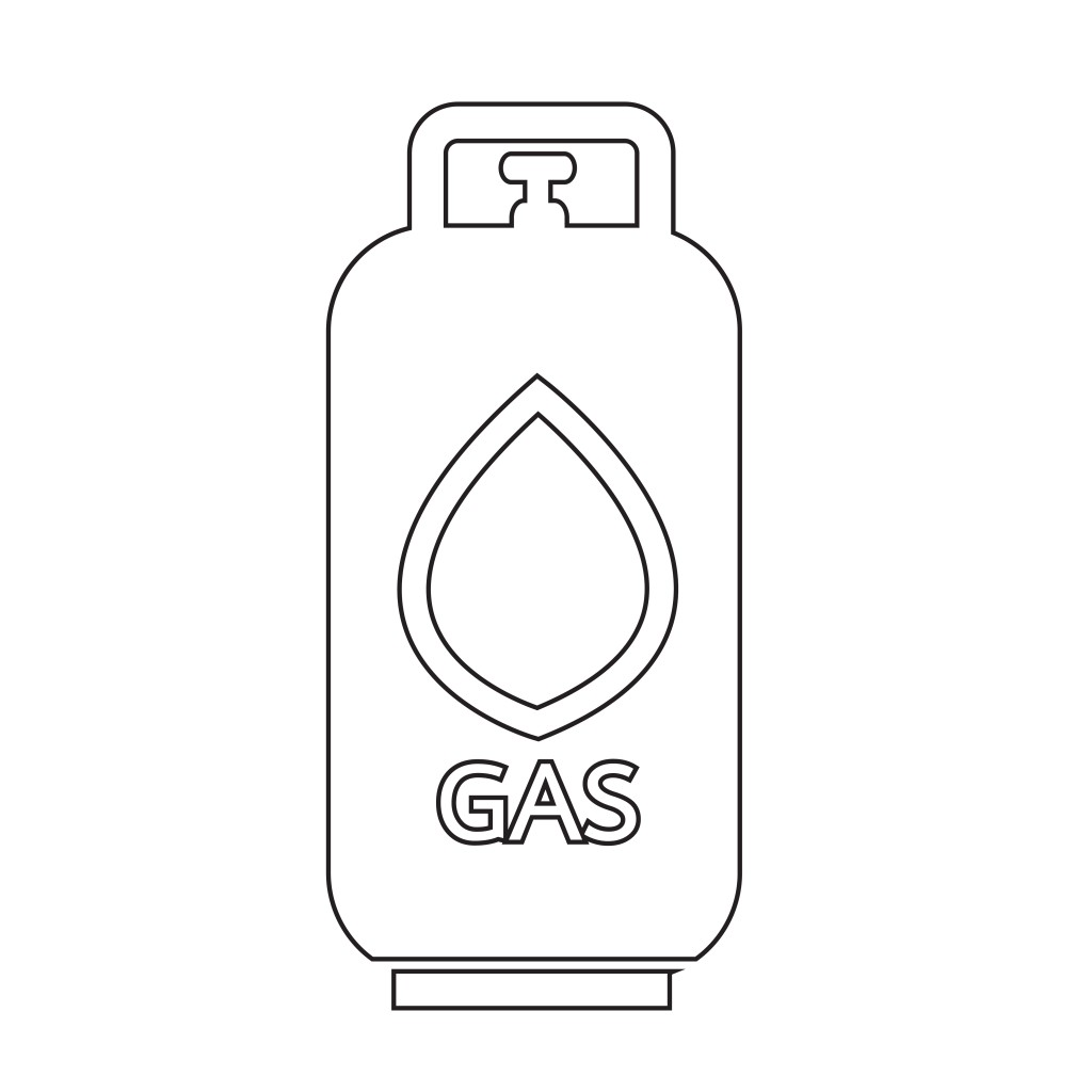 Liquid Propane Gas on coin timer operation
